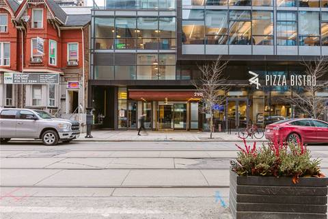 Condo for sale at 290 Adelaide St Unit 2110 Toronto Ontario - MLS: C4686993
