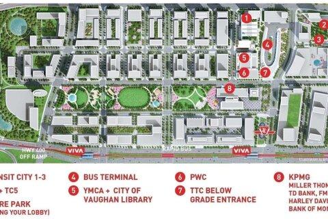 Condo for sale at 950 Portage Pkwy Unit 2110 Vaughan Ontario - MLS: N5073387