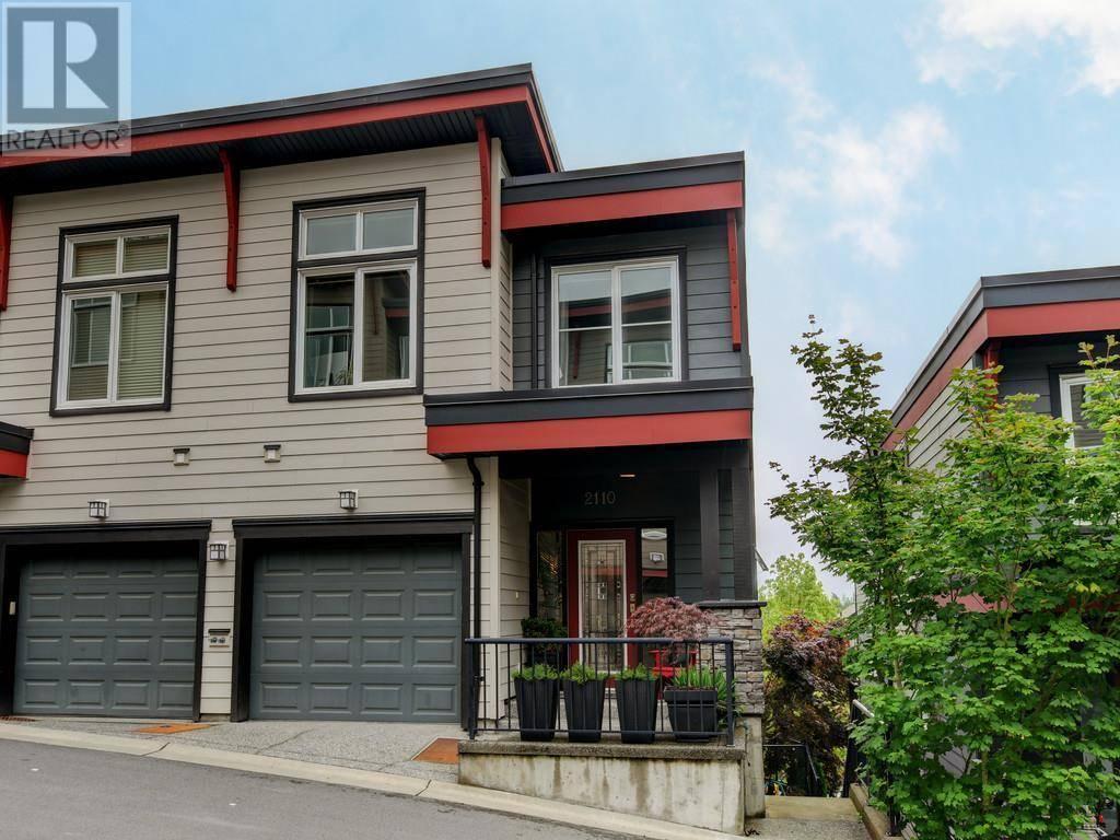 Townhouse for sale at 2110 Greenhill Ri Victoria British Columbia - MLS: 415103