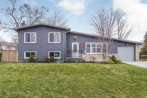 House for sale at 2110 Saxon Rd Oakville Ontario - MLS: W4726401