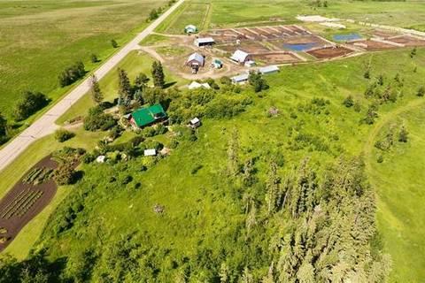 Home for sale at 2110 Twp Rd 352  Rural Red Deer County Alberta - MLS: C4258755