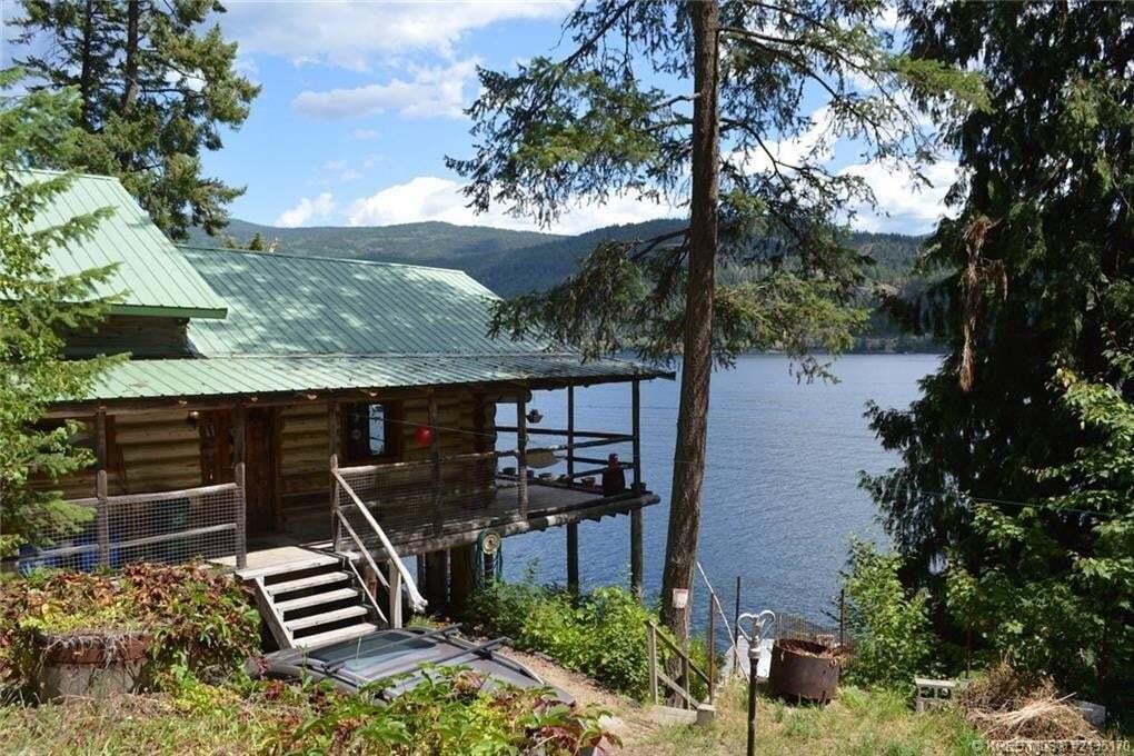 House for sale at 2110 West Lake Dr Christina Lake British Columbia - MLS: 2454232
