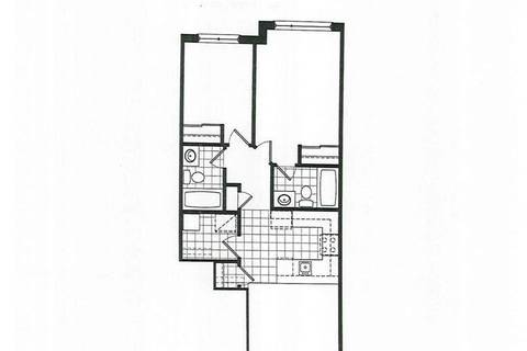 Apartment for rent at 2 Westmeath Ln Unit 2111 Markham Ontario - MLS: N4644886