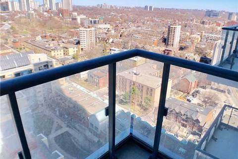 Apartment for rent at 251 Jarvis St Unit 2111 Toronto Ontario - MLS: C4736886