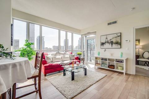 Condo for sale at 28 Ted Rogers Wy Unit 2111 Toronto Ontario - MLS: C4524433