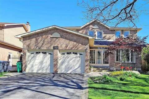 House for rent at 2111 Kempton Park Dr Mississauga Ontario - MLS: W4763814