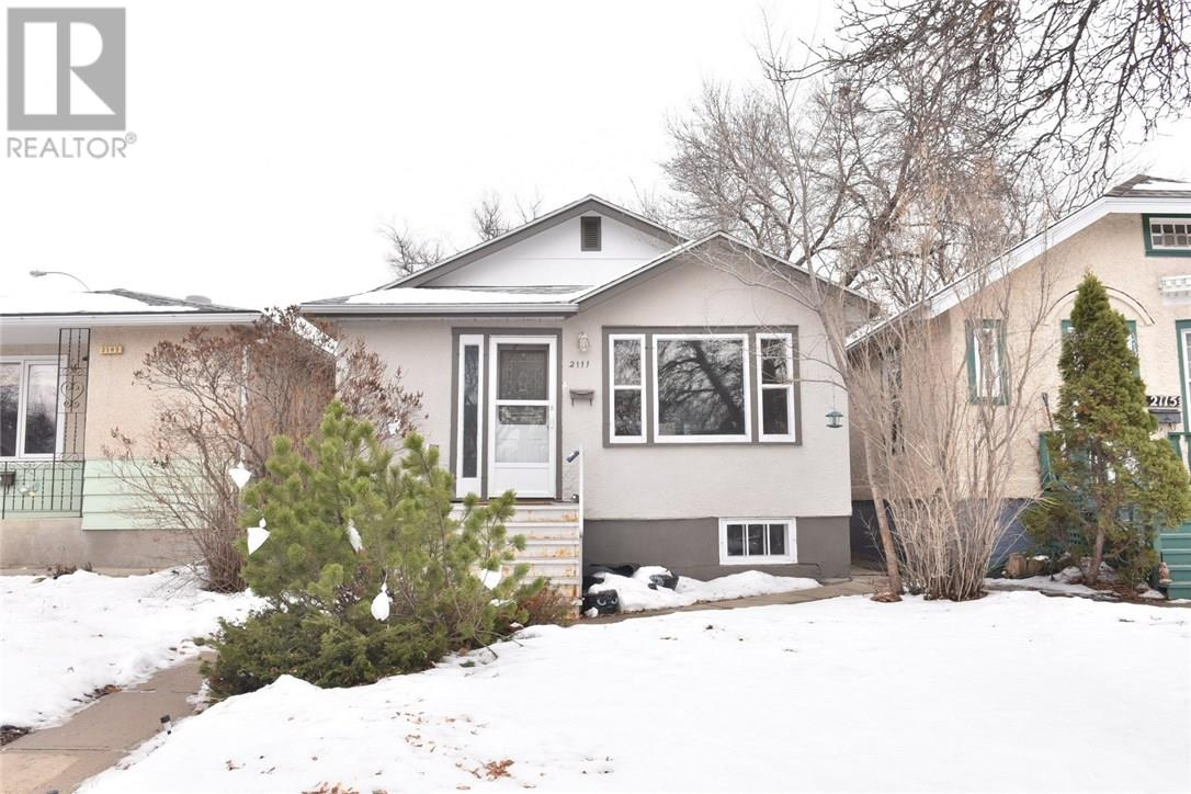 For Sale: 2111 Queen Street, Regina, SK | 2 Bed, 2 Bath House for $236,900. See 18 photos!