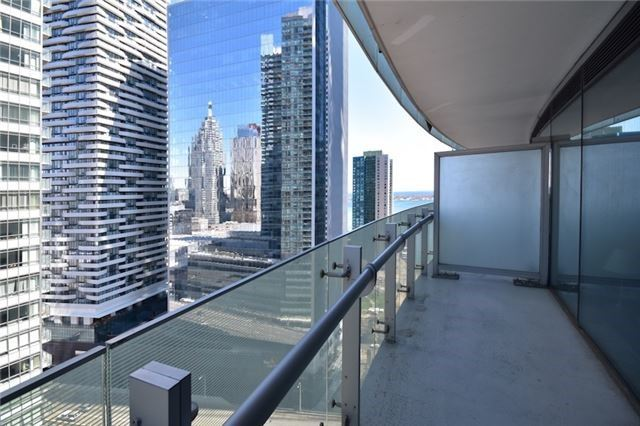 For Sale: 2112 - 14 York Street, Toronto, ON | 1 Bed, 1 Bath Condo for $549,900. See 13 photos!