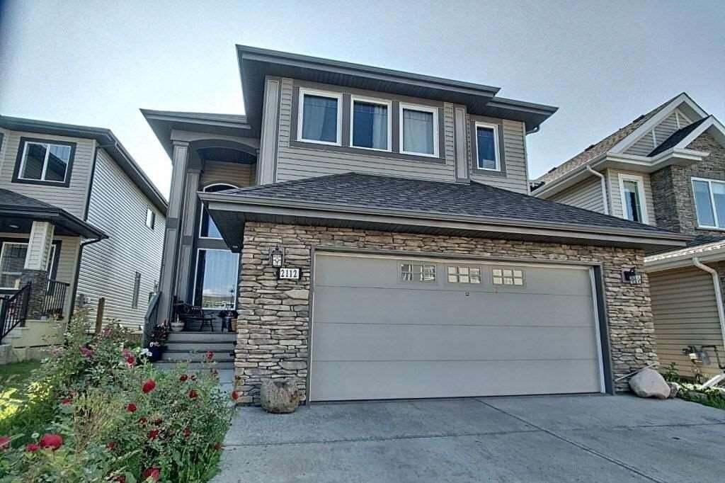 House for sale at 2112 68 St SW Edmonton Alberta - MLS: E4202957