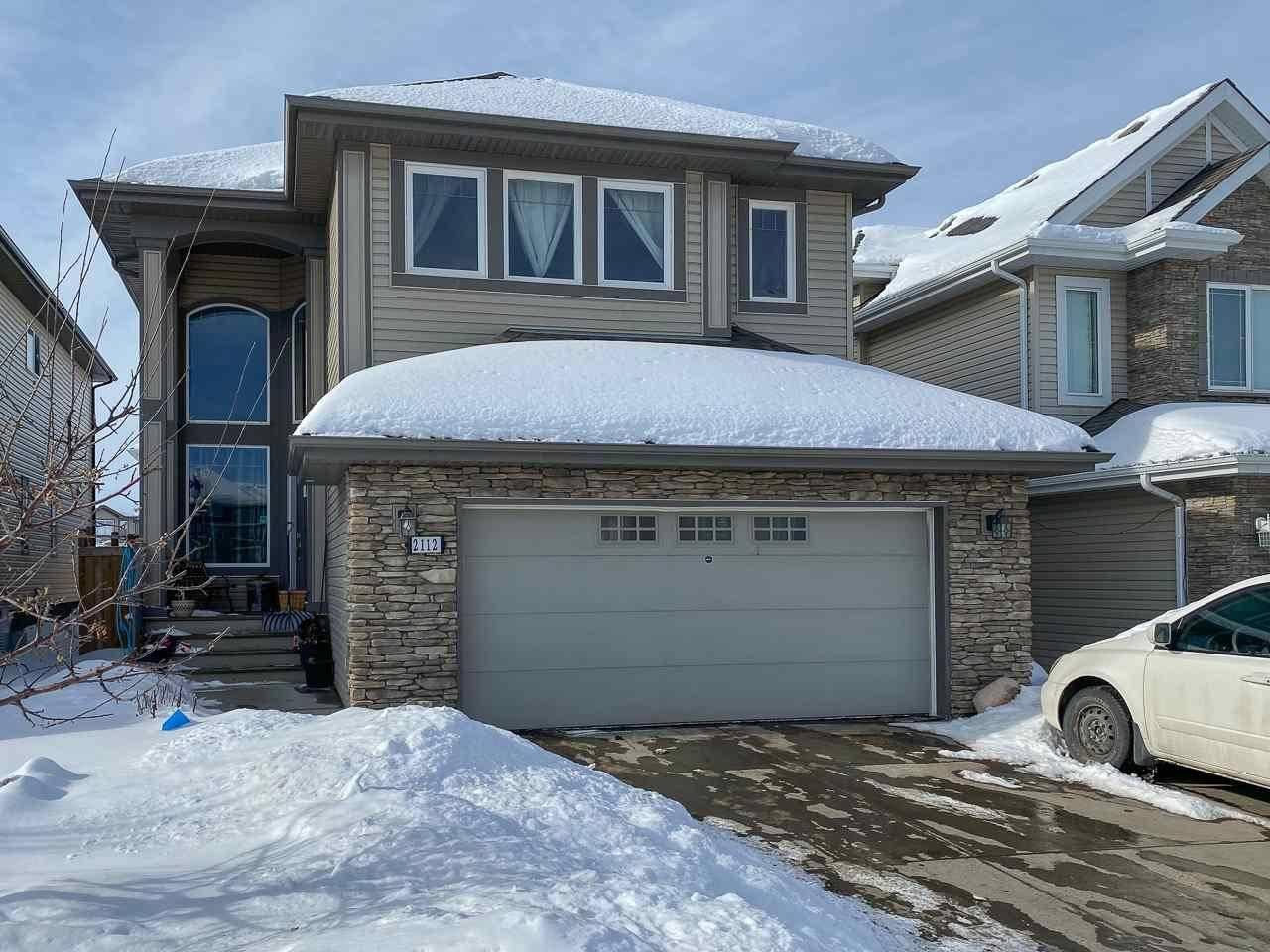 House for sale at 2112 68 St Sw Edmonton Alberta - MLS: E4188350