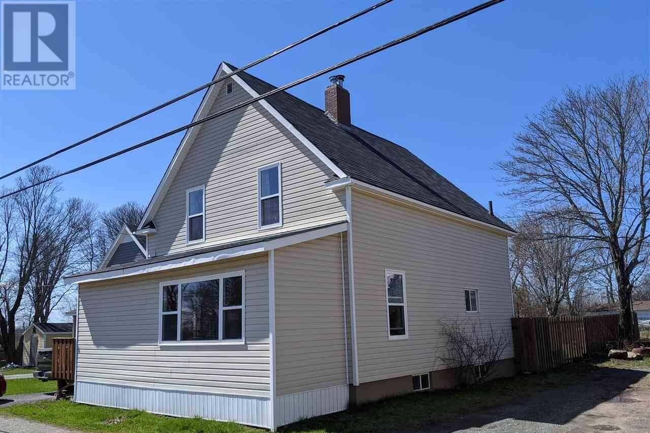 House for sale at 2112 Church St Westville Nova Scotia - MLS: 202007598