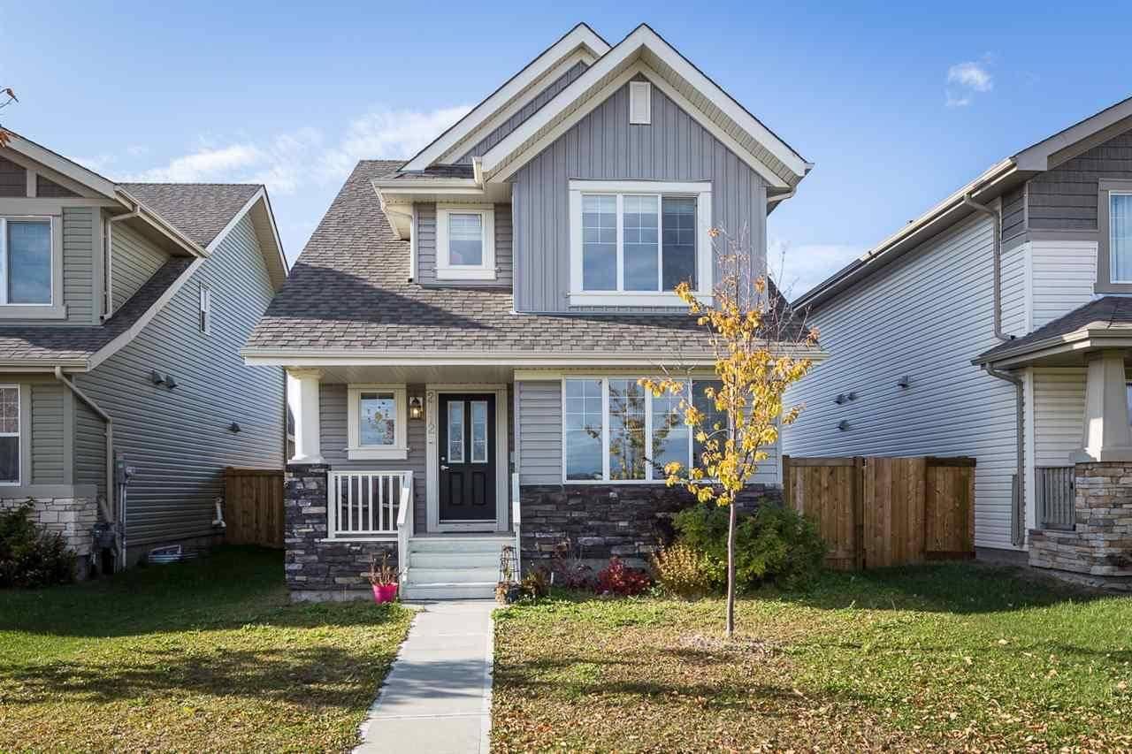 House for sale at 2112 Glenridding Wy Sw Edmonton Alberta - MLS: E4176440
