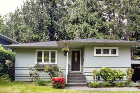 House for sale at 2112 Mackay Ave North Vancouver British Columbia - MLS: R2458613