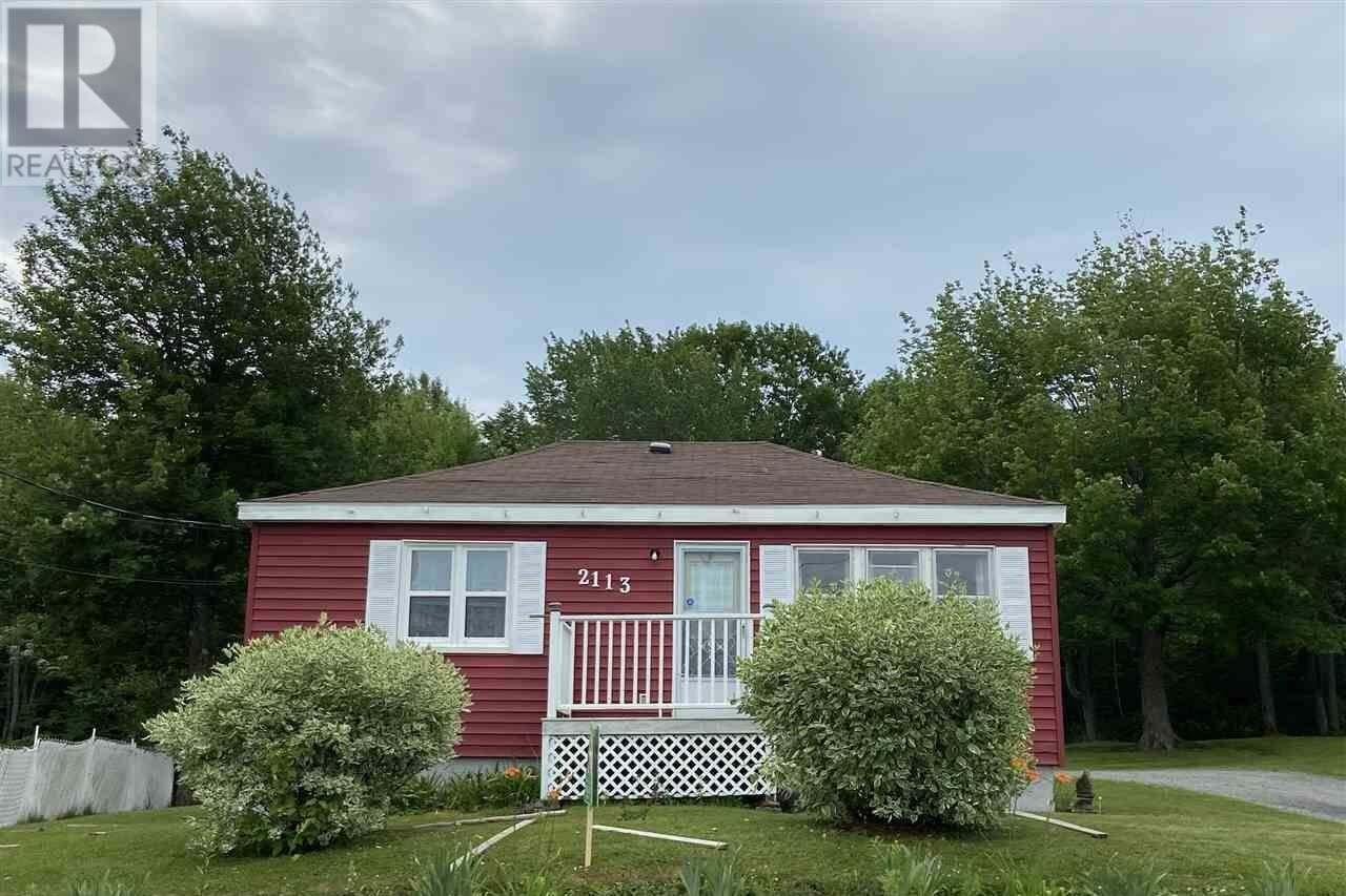 House for sale at 2113 Spring Garden Rd Westville Nova Scotia - MLS: 201926922