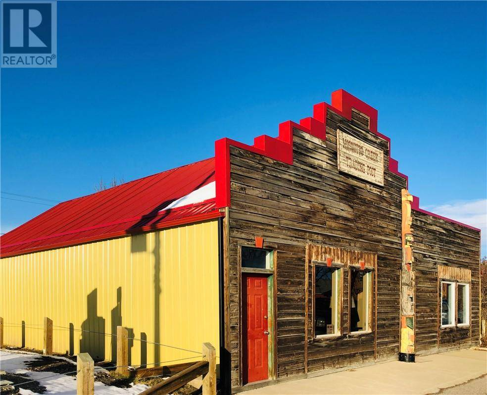 Commercial property for sale at 2114 19 St Nanton Alberta - MLS: ld0184611