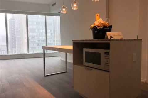 Apartment for rent at 197 Yonge St Unit 2114 Toronto Ontario - MLS: C4521202
