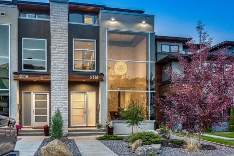 Townhouse for sale at 2114 29 Ave SW Calgary Alberta - MLS: A1030580