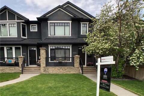 Townhouse for sale at 2114 53 Ave Southwest Calgary Alberta - MLS: C4296375