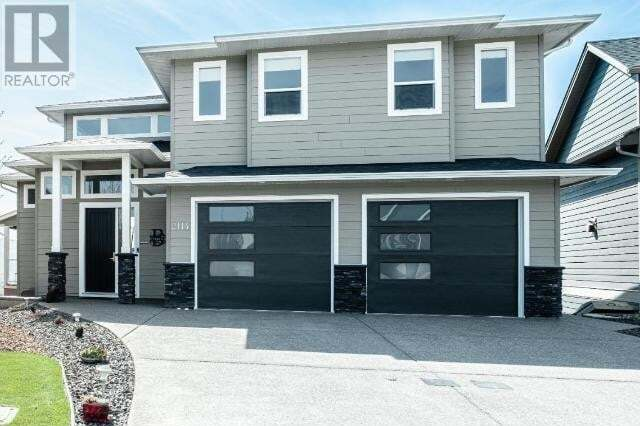 House for sale at 2114 Doubletree Cres  Kamloops British Columbia - MLS: 156107