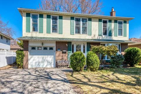 House for sale at 2114 Jenner Ct Mississauga Ontario - MLS: W4731028