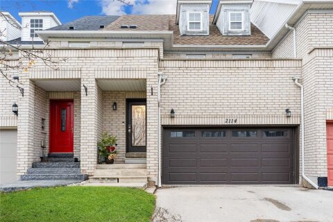 Townhouse for sale at 2114 White Dove Circ Oakville Ontario - MLS: W5002577