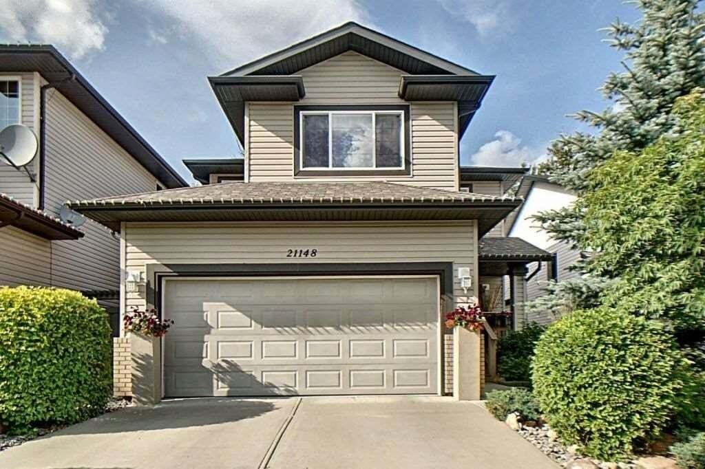 House for sale at 21148 46 Av NW Edmonton Alberta - MLS: E4199010