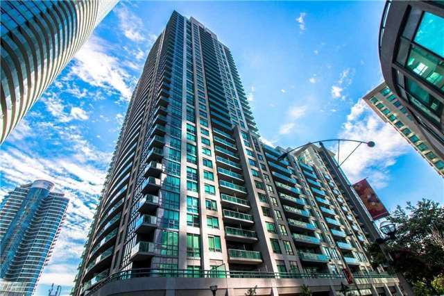 Sold: 2115 - 19 Grand Trunk Crescent, Toronto, ON