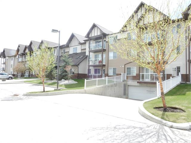 For Sale: 2115 - 200 Community Way, Okotoks, AB | 1 Bed, 1 Bath Condo for $159,900. See 15 photos!