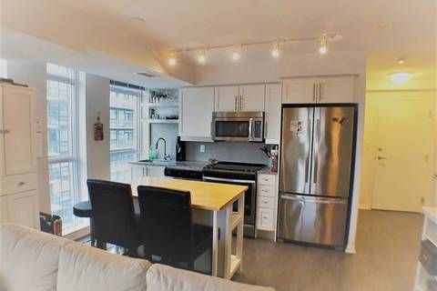 Apartment for rent at 400 Adelaide St Unit 2115 Toronto Ontario - MLS: C4664382