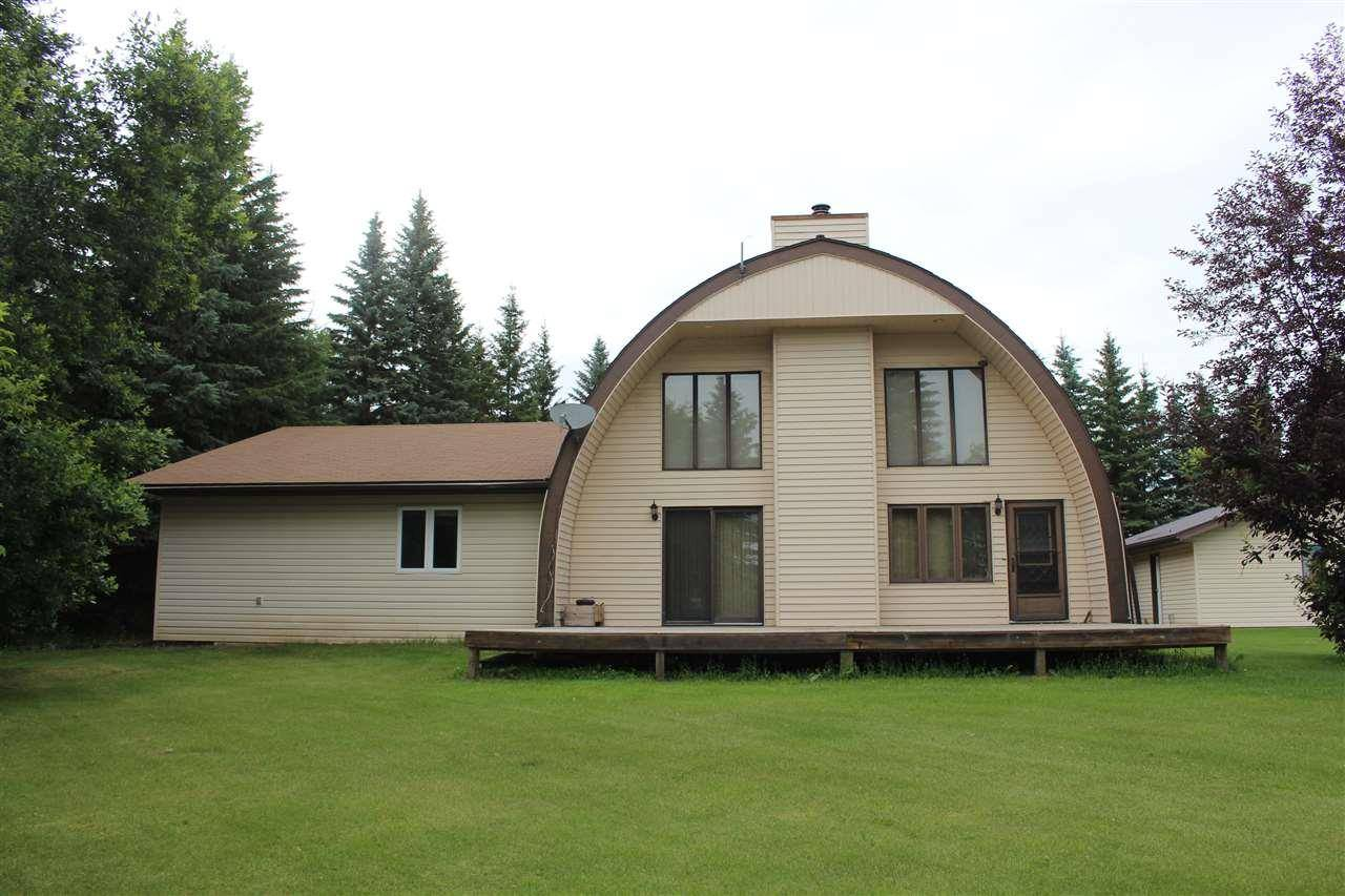 House for sale at 2115 Twp Rd Rural Barrhead County Alberta - MLS: E4176756