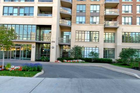 Apartment for rent at 156 Enfield Pl Unit 2116 Mississauga Ontario - MLS: W4600891