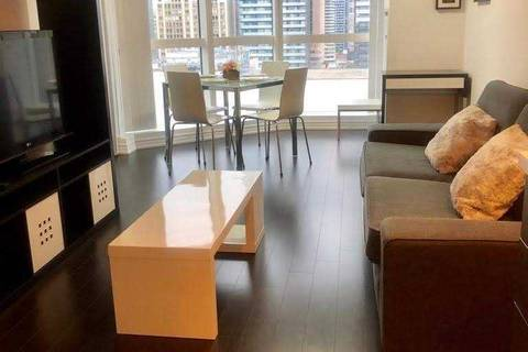 Apartment for rent at 386 Yonge St Unit 2116 Toronto Ontario - MLS: C4636982