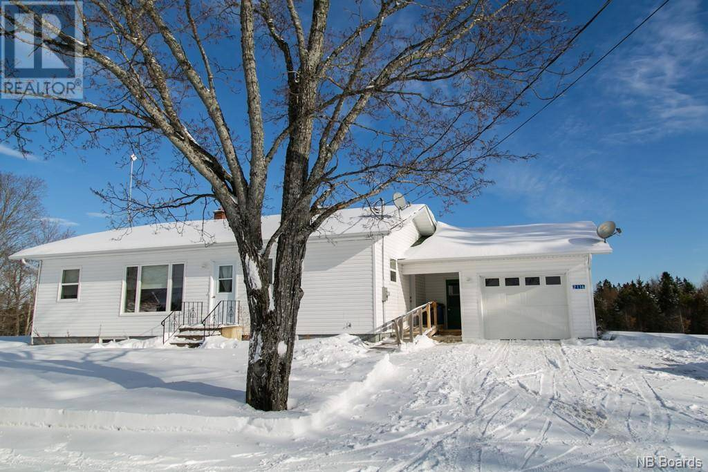 House for sale at 2116 560 Rte Lakeville New Brunswick - MLS: NB038174