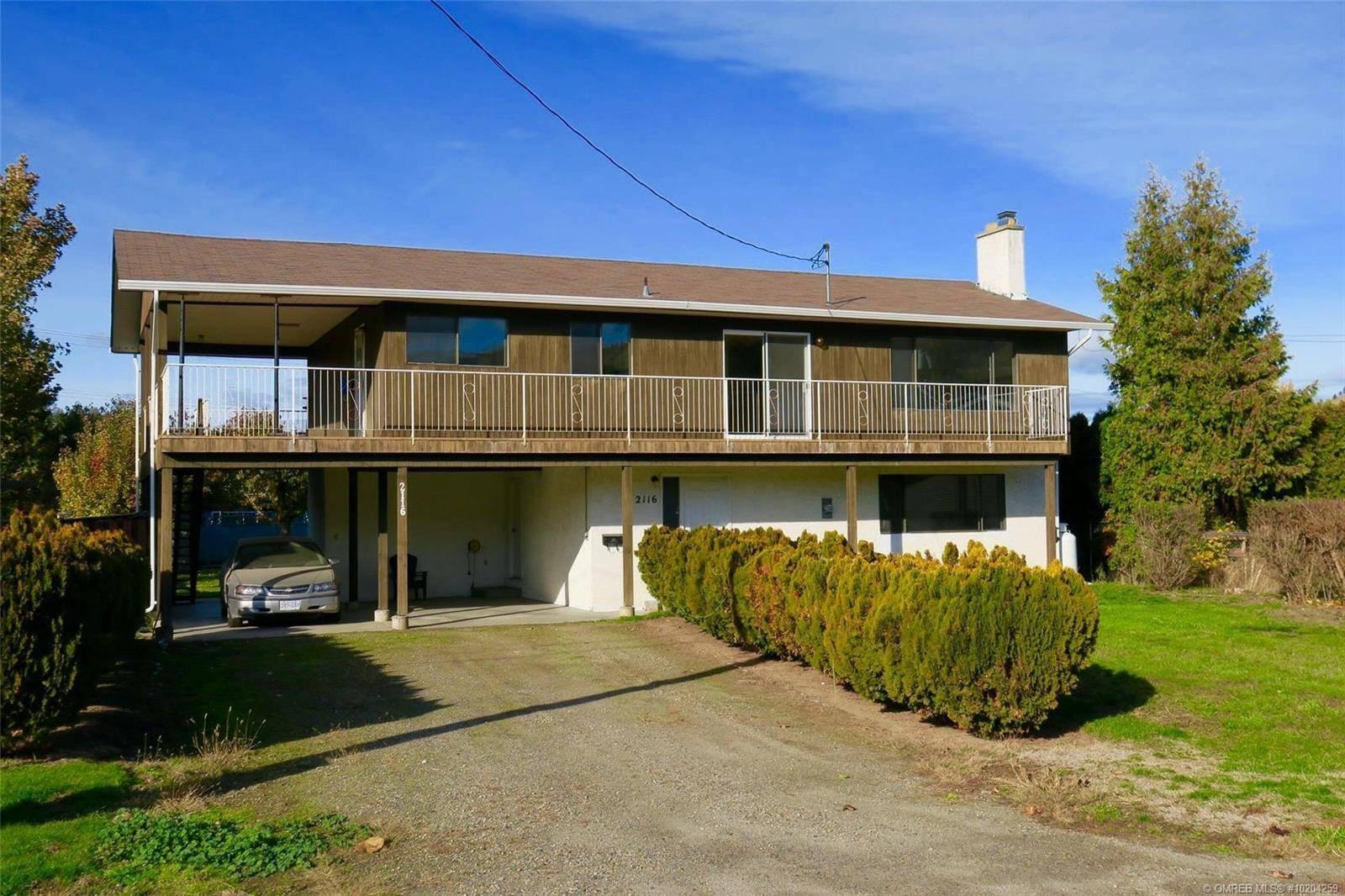 House for sale at 2116 Hadden Ct Kelowna British Columbia - MLS: 10204259