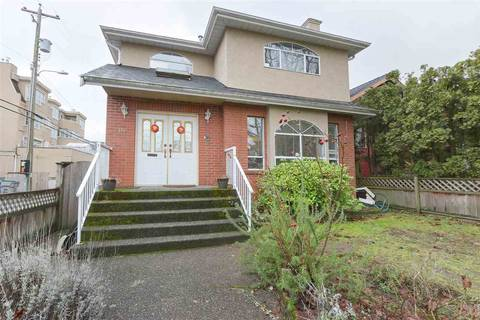 House for sale at 2116 46th Ave W Vancouver British Columbia - MLS: R2433827