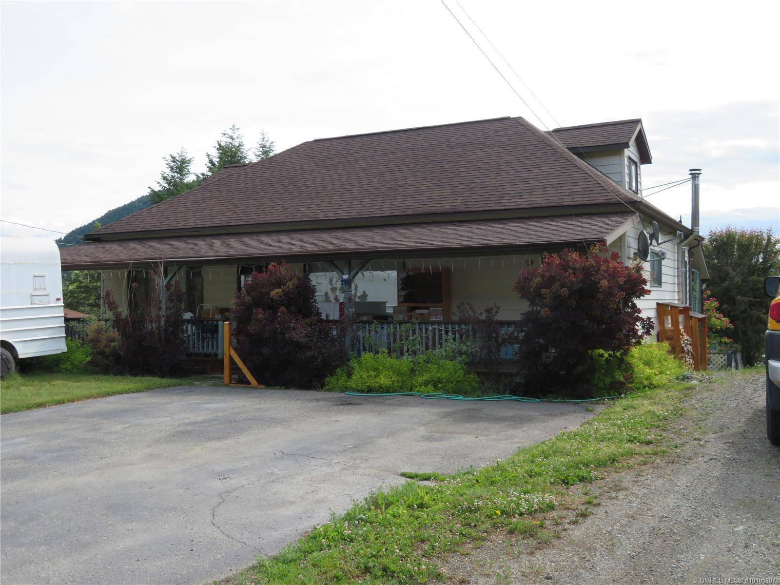 House for sale at 2117 Catt Ave Lumby British Columbia - MLS: 10185287