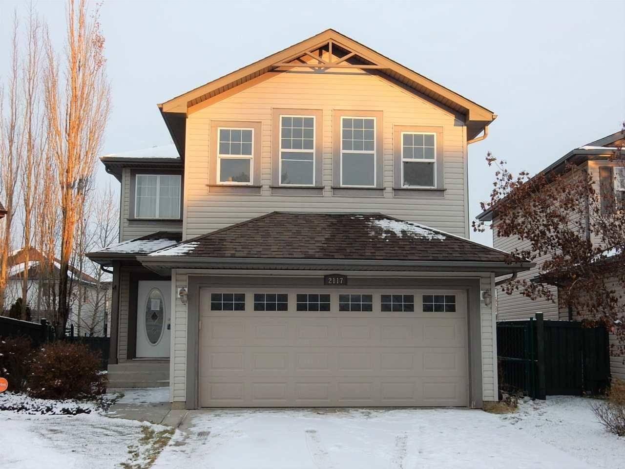 2117 Garnett Close Nw, Edmonton | Image 1