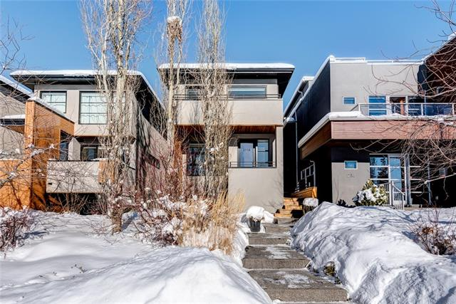 Sold: 2118 31 Avenue Southwest, Calgary, AB