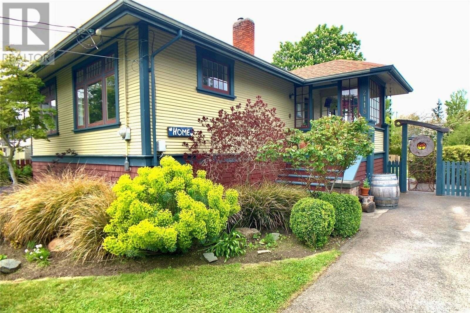House for sale at 2118 Pentland  Oak Bay British Columbia - MLS: 850828