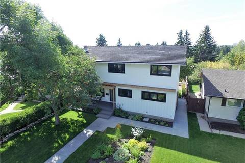 House for sale at 2119 Crocus Rd Northwest Calgary Alberta - MLS: C4287692