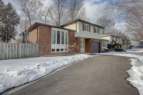 House for sale at 2119 Dunedin Rd Oakville Ontario - MLS: W4374894