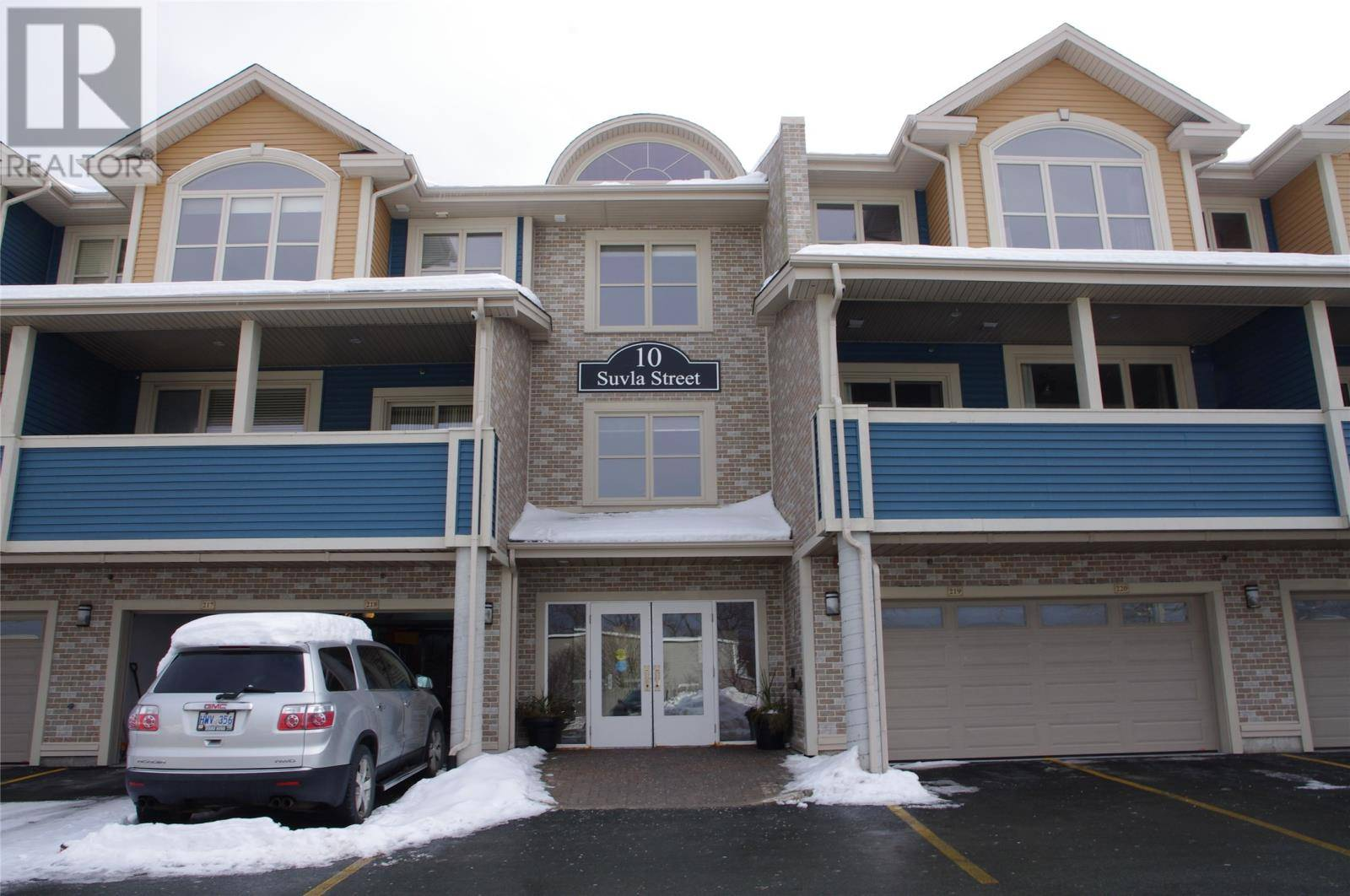 House for sale at 10 Suvla St Unit 212 St. John's Newfoundland - MLS: 1209203