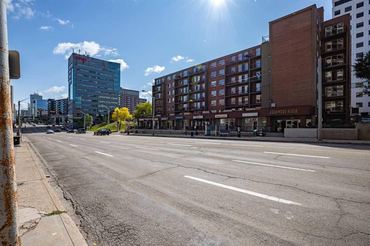 Condo for sale at 11025 Jasper Ave Ave Nw Unit 212 Edmonton Alberta - MLS: E4172237