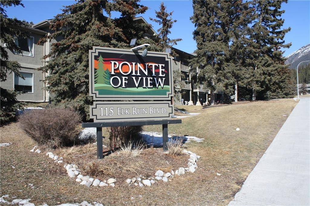 Condo for sale at 115 Elk Run Blvd Unit 212 Elk Run, Canmore Alberta - MLS: C4235454