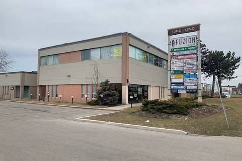 Commercial property for lease at 1300 Britannia Rd Apartment 212 Mississauga Ontario - MLS: W4739381