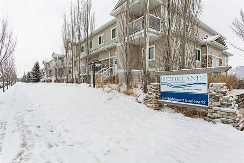 Townhouse for sale at 164 Bridgeport Blvd Unit 212 Leduc Alberta - MLS: E4163944
