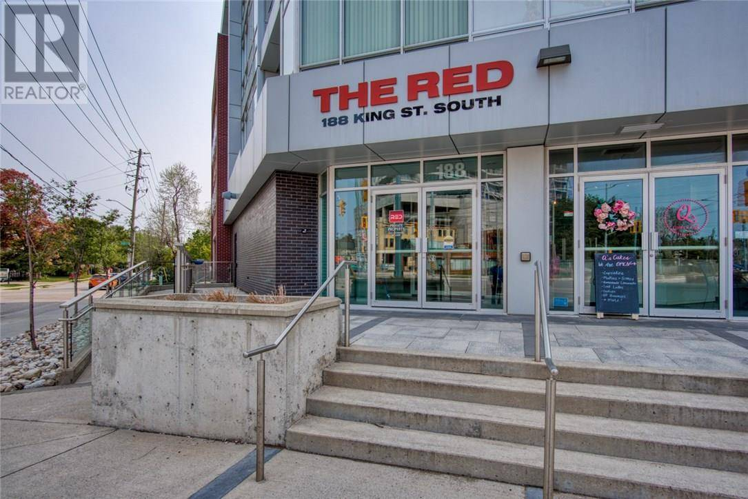 Condo for sale at 188 King St Unit 212 Waterloo Ontario - MLS: 30753339