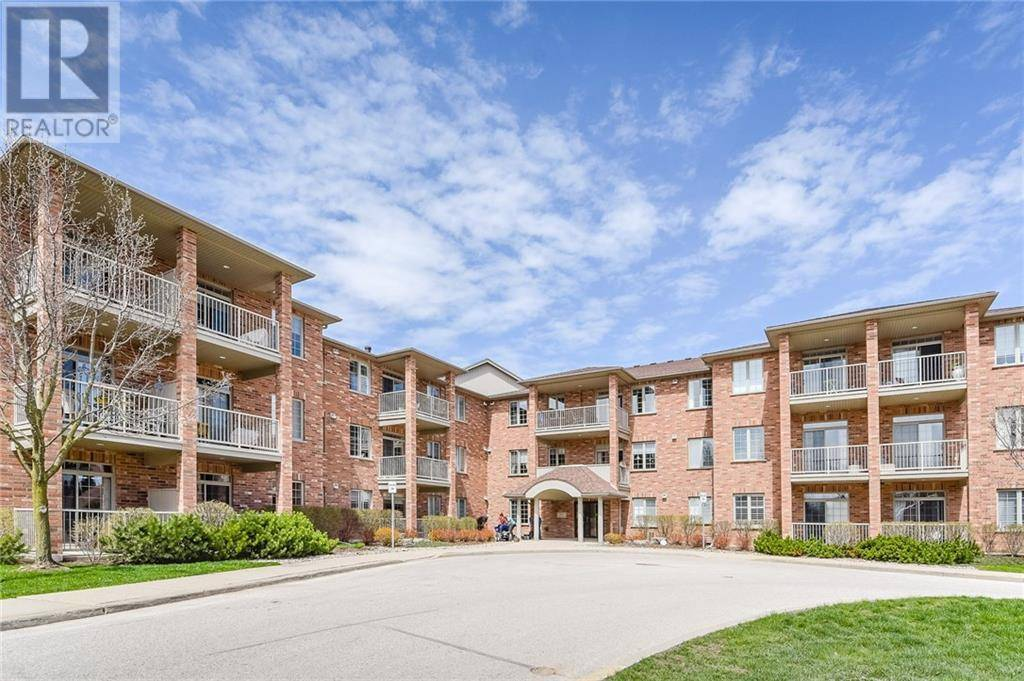Condo for sale at 20 Station Square  Unit 212 Elora Ontario - MLS: 30785999