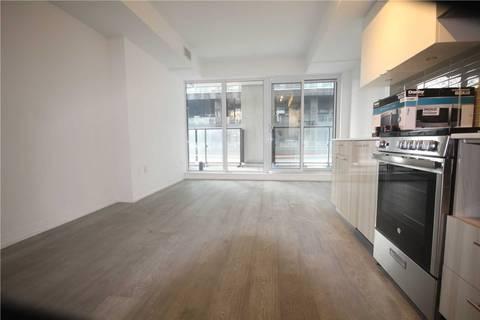 Apartment for rent at 200 Dundas St Unit 212 Toronto Ontario - MLS: C4667135