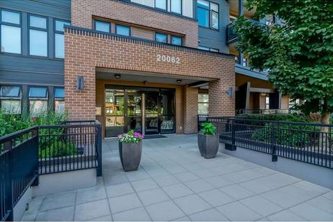 Condo for sale at 20062 Fraser Hy Unit 212 Langley British Columbia - MLS: R2435485